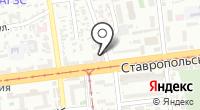 СВ-тур и Ко на карте