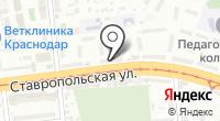 Форма-Fit на карте