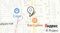 Кубань-Канат на карте