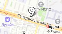 Турбо-солярий на карте