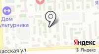 Шустрик на карте