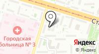 КБ-АИС на карте
