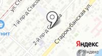 Общественная приемная депутата городской Думы Буренок В.Я. на карте