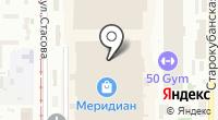 Алекс-Тур на карте
