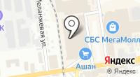 Интурист Магазин Путешествий на карте