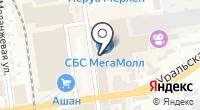 Л-тревел на карте