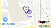 Стропа на карте