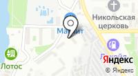 Студия татуажа Анастасии Мамаевой на карте