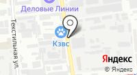 Гидэзис-К на карте