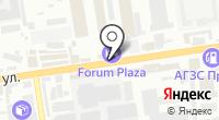 Мир профиля на карте