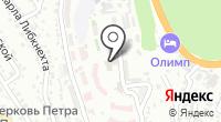 Администрация Туапсинского района на карте