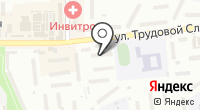 Аптека №418 на карте