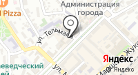 Локон на карте