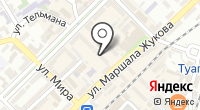 Юнкер на карте