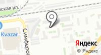 Южная служба грузоперевозок на карте