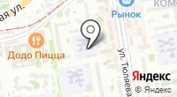 МЭЦ на карте