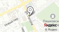 Адвокатский кабинет Сенченко М.А. на карте