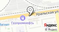 Антей-98 на карте