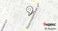 Риолит на карте