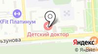 Арт-лайт на карте
