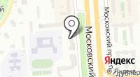 Эстетик Лайф на карте