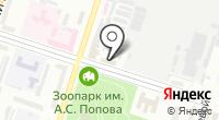 Светозар на карте