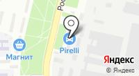 Воронежтранском на карте