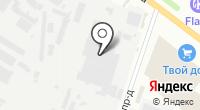 Техмонтаж на карте