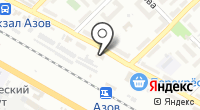 ЭНИ на карте