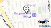 Детский сад №79 на карте