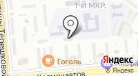 Лирандель на карте