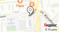 Центр рекламных услуг на карте