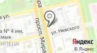 Престиж-Л на карте