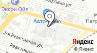 РостРоб на карте