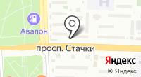 ТВМ на карте