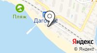 Черномор на карте