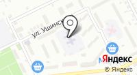 Детский сад №38 на карте