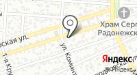 Участковая ветеринарная лечебница №2 на карте
