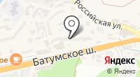 Праздничная компания на карте