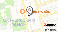 Аксель-Р на карте