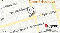 ЛоНа на карте