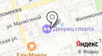 СДЮСШОР №6 на карте