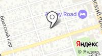 Участковая ветеринарная лечебница №1 на карте