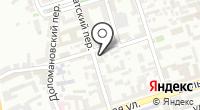 Астрадент на карте
