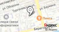 Стоматологический кабинет №1 на карте