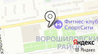 Триком на карте