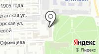 Спецодежда Ростов на карте