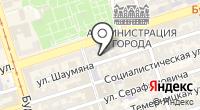 Бигудинка на карте