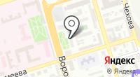 Актиформула на карте