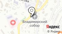 Храм Святого равноапостольного князя Владимира на карте